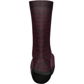 Santini Soffio Socks bordeaux